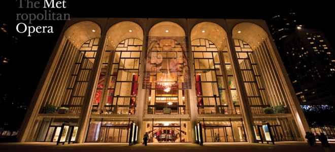 Metropolitan Opera 2018/2019 : only the best !