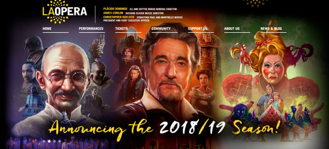 Los Angeles Opera 2018/2019 : la preuve par neuf