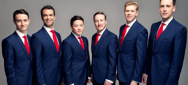 The King's Singers fêtent leurs 50 ans Salle Gaveau : so sweet & so british !