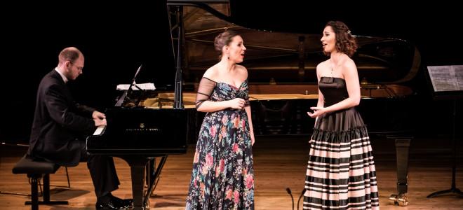 Les académies du Bolshoï et de l'Opéra de Paris prennent le Lied