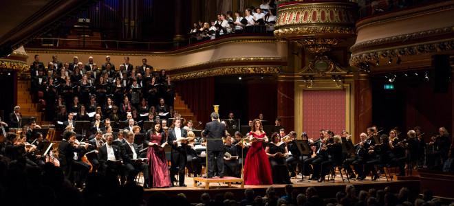 Les intenses et dramatiques Scènes du Faust de Goethe de Schumann à Genève