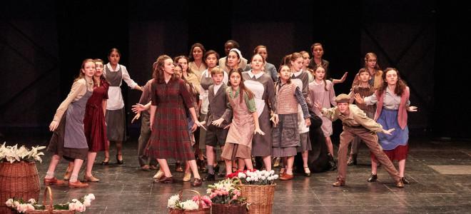 My (un)fair lady : à l'Opéra Comique, my maîtrise is rich
