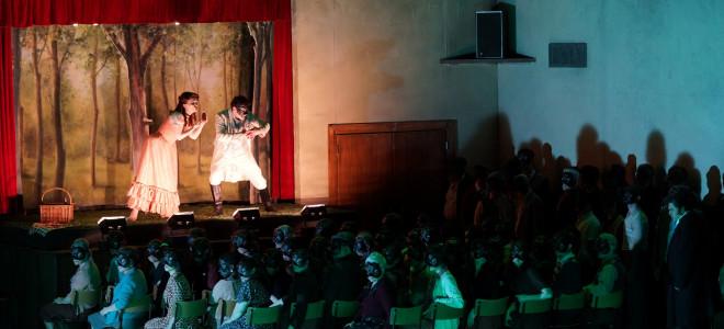 Cavalleria rusticana & Pagliacci, de Bruxellesàl'Italie de Fellini