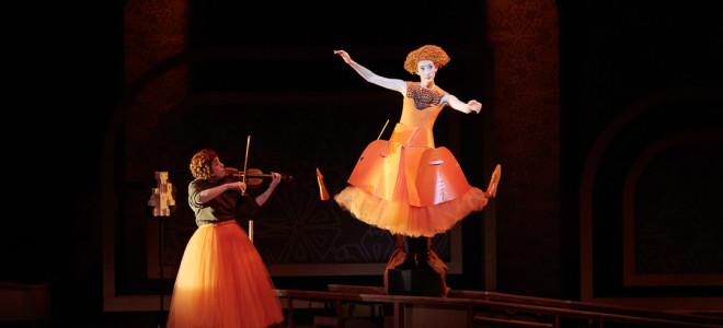 La Princesse légère, création exigeante mais sans gravité à l'Opéra Comique