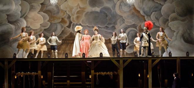 Dans le théâtre enchanté d'Alcina, au Théâtre des Champs-Élysées