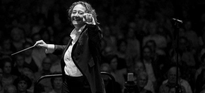 Nathalie Stutzmann, une musicalité étourdissante