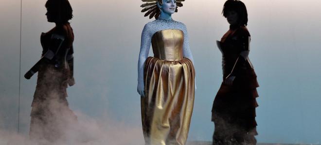 Une Carmen avatar de Star Wars à Montpellier