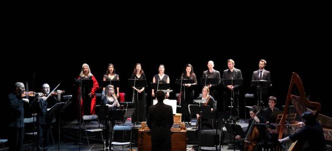 Déchirante Liberazione di Ruggiero au Festival Mars en Baroque