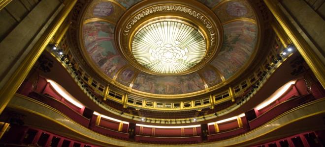 Théâtre des Champs-Élysées 2020-2021, nouveau départ et point d'orgue