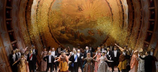 Un Bal Masqué théâtral à l'Opéra national de Lorraine