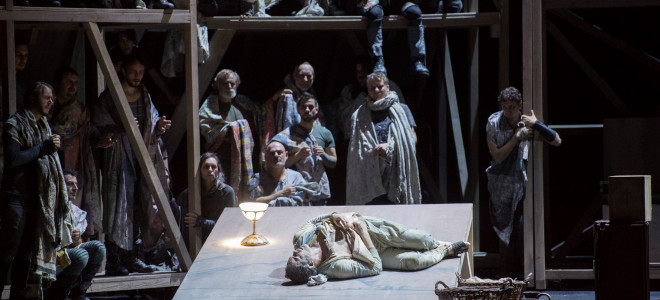 Un Parsifal manipulateur de tous les sens à Baden-Baden