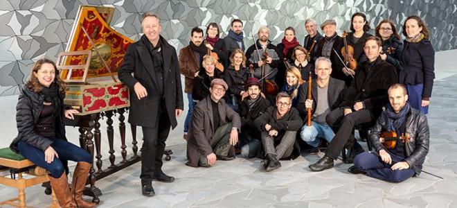 Les Arts Florissants et Marc-Antoine Charpentier fêtent Noël à la Philharmonie