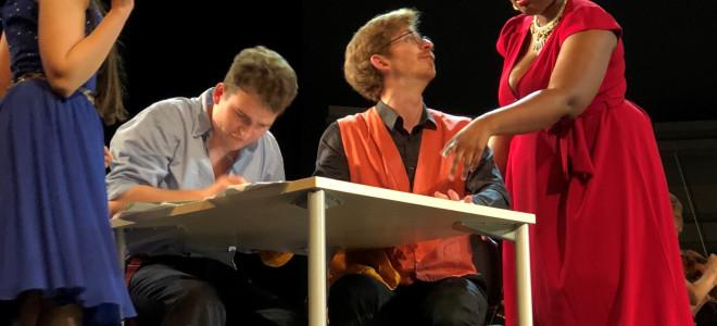 Salieri défie Mozart au Théâtre Ravel de Levallois