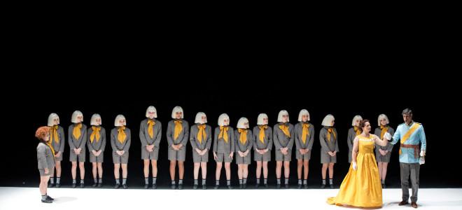 Un Songe d'une nuit d'été devenu réalité à l'Opéra de Tours