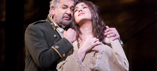 L'ouïe a mille airs avec Domingo et Yoncheva en direct du Met
