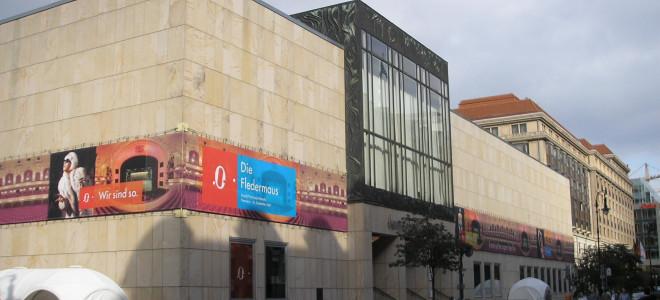Tragique Opéra Comique de Berlin 2020/2021