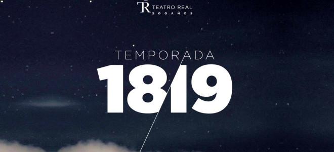 Le Teatro Real de Madrid promet