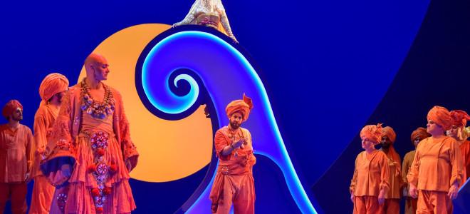 À l'Opéra de Limoges, des Pêcheurs de Perles exotiques et colorés voient l'amour triompher
