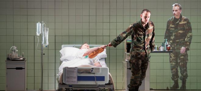 Une Histoire du soldat d'aujourd'hui, intense et violente Radiant-Bellevue