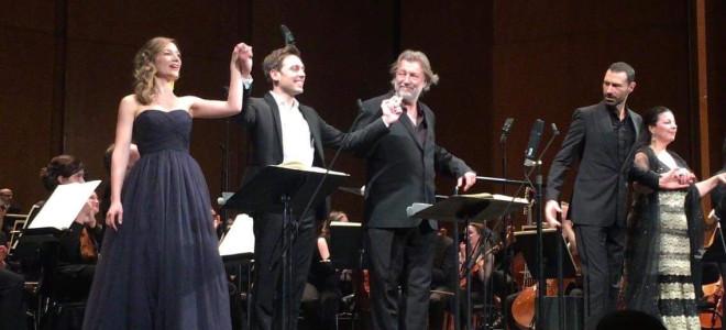 Sensible Pelléas et Mélisande en concert au TCE