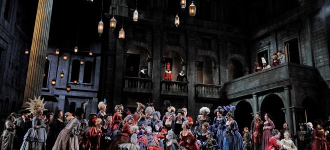 Roméo et Juliette bouleversent New York