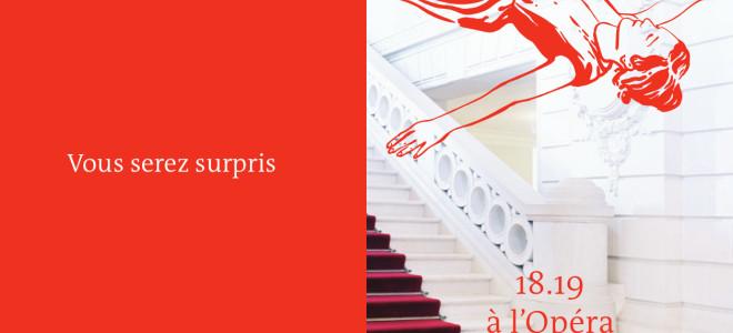 Opéra de Lille 2018/2019 : les surprises au programme