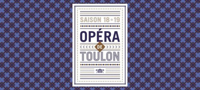 Grands classiques et diptyques à l'Opéra de Toulon en 2018/2019