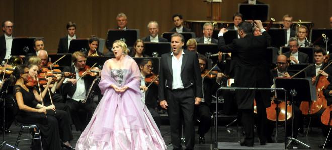 Diana Damrau et Nicolas Testé, VERDIssimo à Baden-Baden