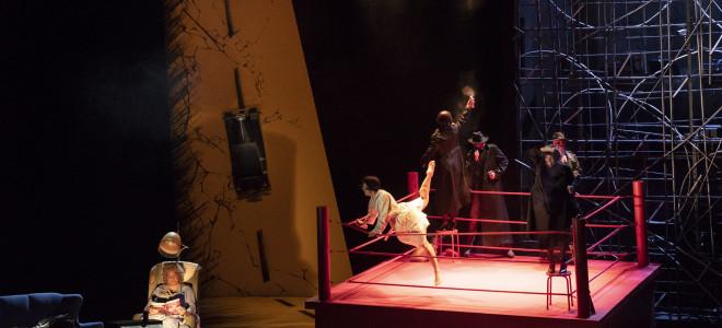 Les Sept Péchés capitaux, ambiance cabaret berlinois à l'Opéra du Rhin