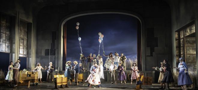 Simon Keenlyside irradie heureusement le Don Giovanni de Genève