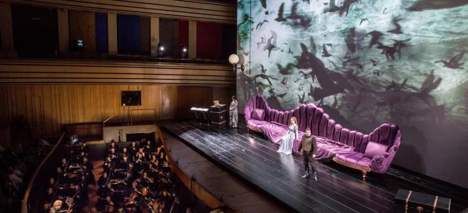 Tristan hiératique mais d'une théâtralité vocale à Budapest