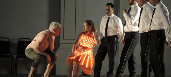 Ariane à Naxos en défilé d'ouverture du Festival d'Aix-en-Provence