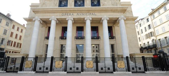 L'Opéra de Marseille dévoile sa saison 16/17
