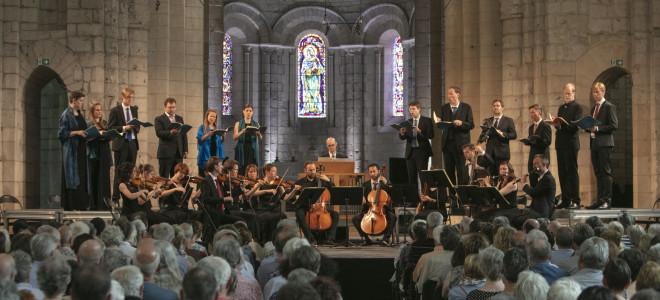 Vox Luminis, œcuméniques Messes brèves de Bach à Saintes