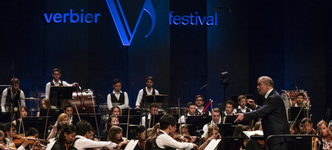 Une ouverture anniversaire à Verbier