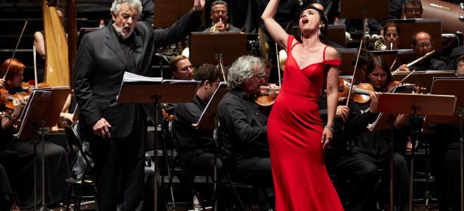 À Peralada, Thaïs porté par le duo Plácido Domingo et Ermonela Jaho