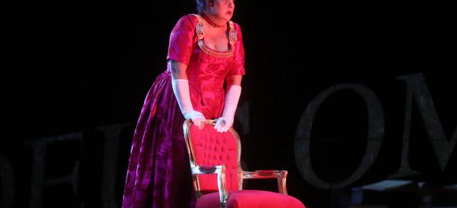 Tosca à Sanxay : après le déluge, l'opéra