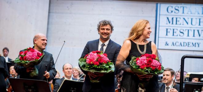 Jonas Kaufmann, magistral ténor wagnérien au Festival de Gstaad