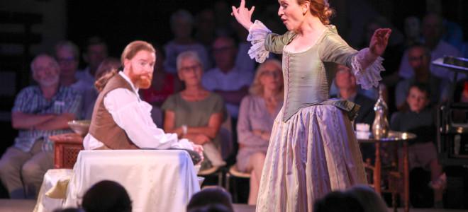 L'Enlèvement au sérail : l'opéra intime selon le Festival de la Vézère