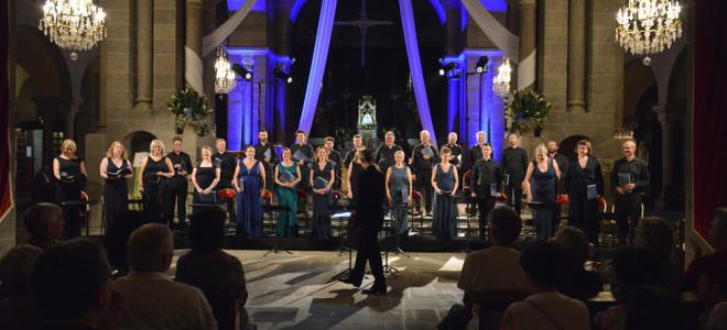 Envoûtantes voix célestes en la Cathédrale du Puy-en-Velay