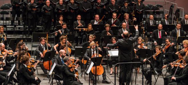 Berlioz & Beethoven en un Temple Universel