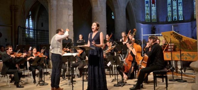 Tragédienne et lyrique: superbe Véronique Gens au Festival d'Ambronay
