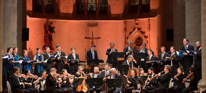 Spirituels Haendel et Bach par Vox Luminis