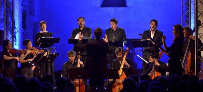 Céleste musique de Bach à Ambronay