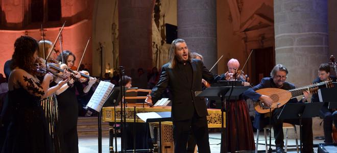 A Ambronay, ça décoiffe avec le violoniste et chanteur Dmitry Sinkovsky!