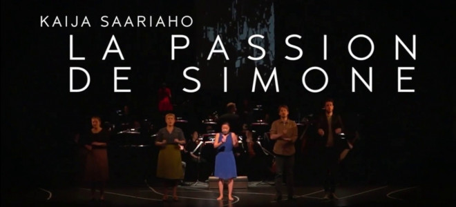 La Passion de Simone à Nantes : cérémonie de mort et de lumière