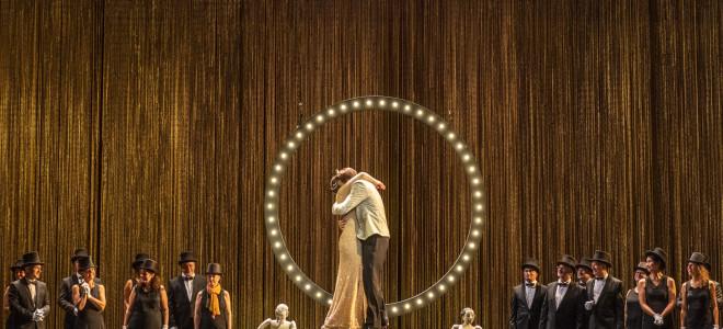 La Périchole pour les fêtes à l'Opéra Royal de Versailles