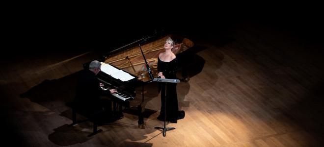 Les nouvelles Voix d'Automne à La Grange au Lac d'Evian refermées par Joyce DiDonato