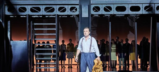 Simon Boccanegra bouleverse l'Opéra Bastille