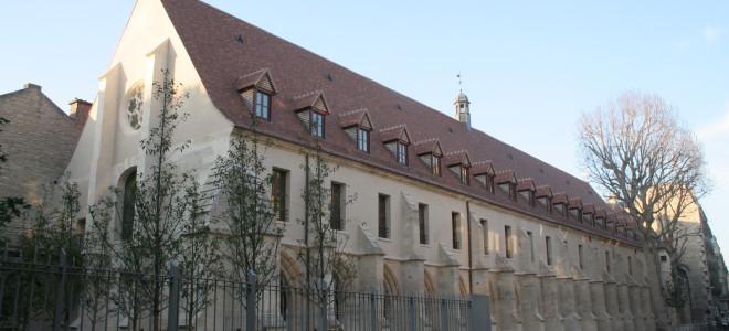 Aux portes du ciel avec Damien Guillon au Collège des Bernardins